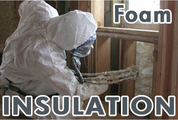 foam insulation in VT